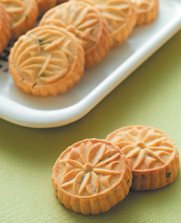 食譜:澳門奶酥餅乾