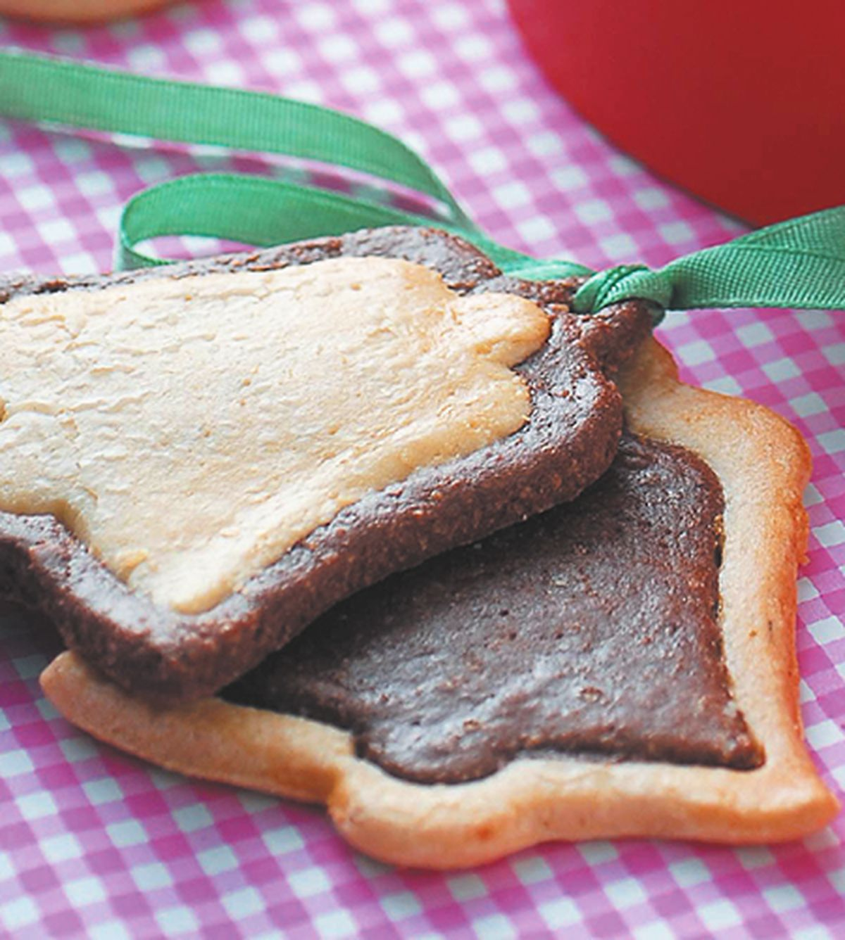 食譜:卡布其諾卡片餅乾