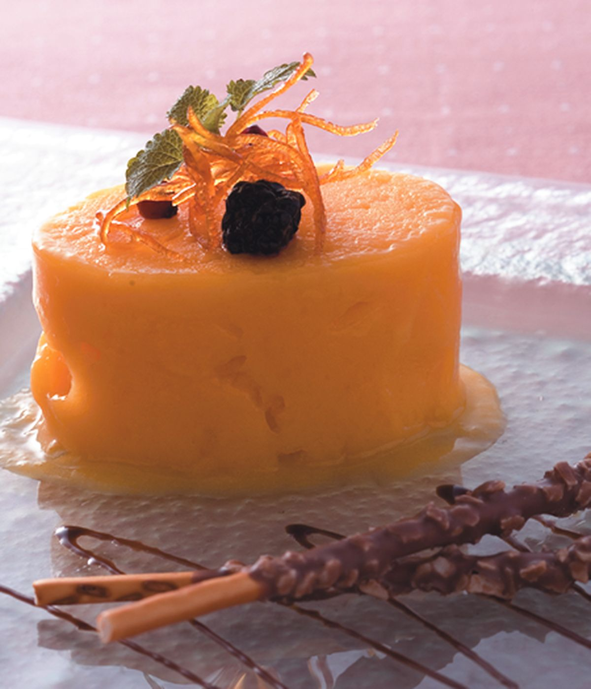 食譜:芒果雪泥冰