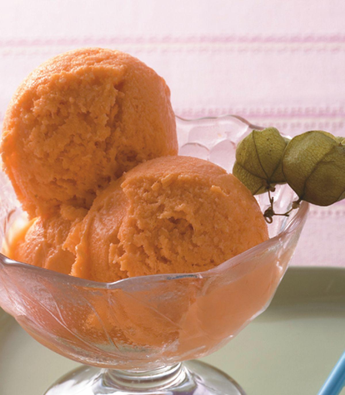食譜:芒果冰淇淋(2)