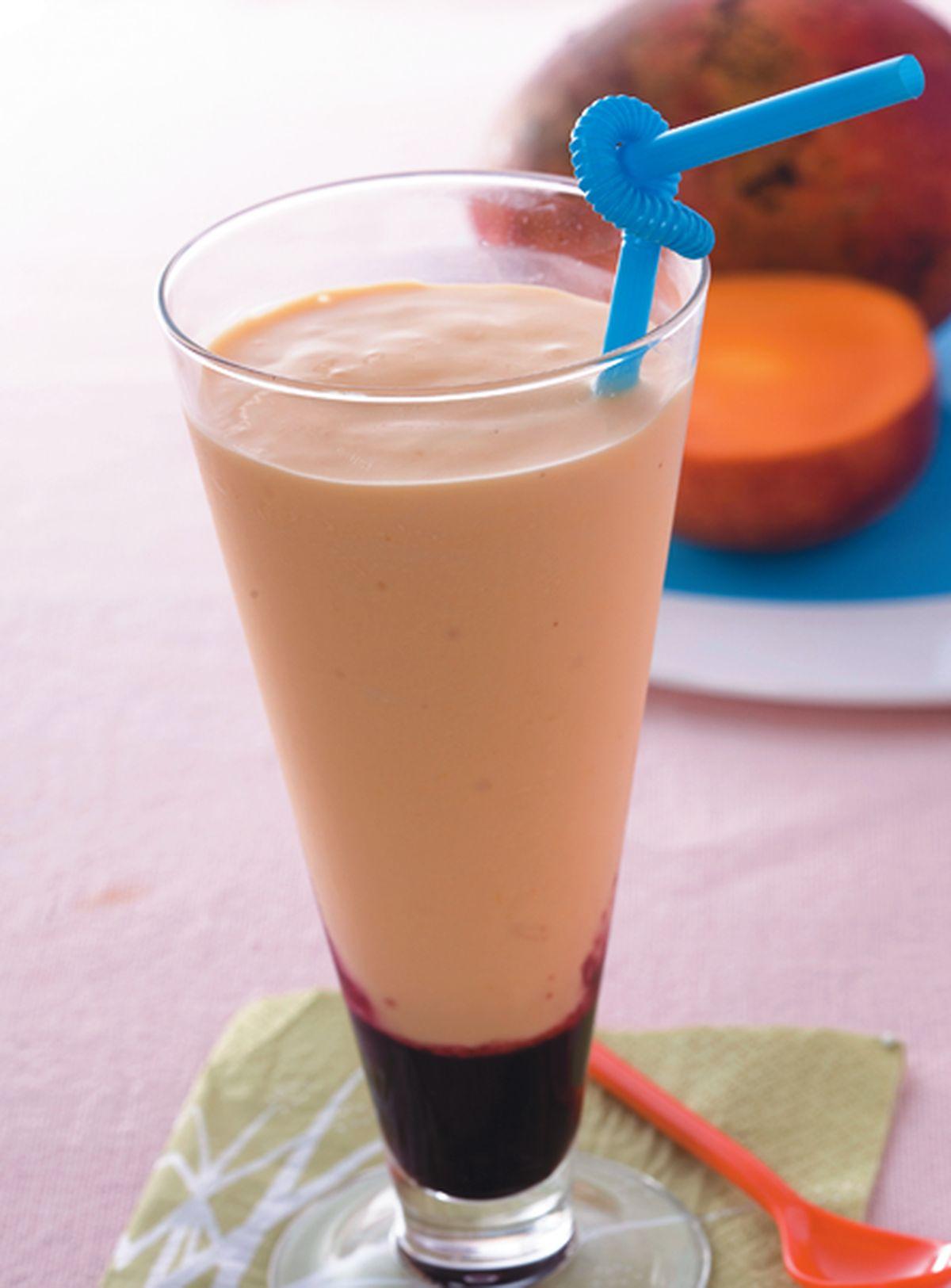 食譜:芒果奶昔(2)