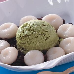 白玉冰淇淋