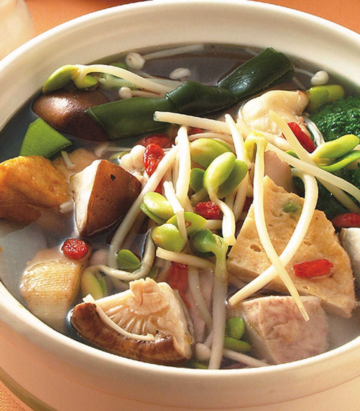 食譜:七彩神仙鍋