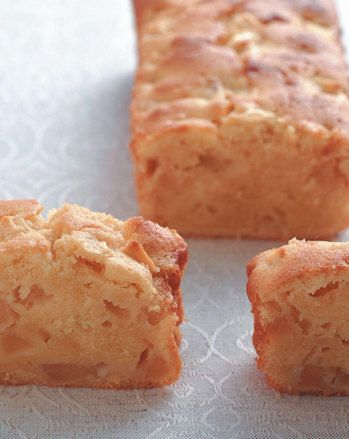 食譜:蘋果檸檬蛋糕