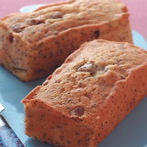 黑芝麻核桃蛋糕