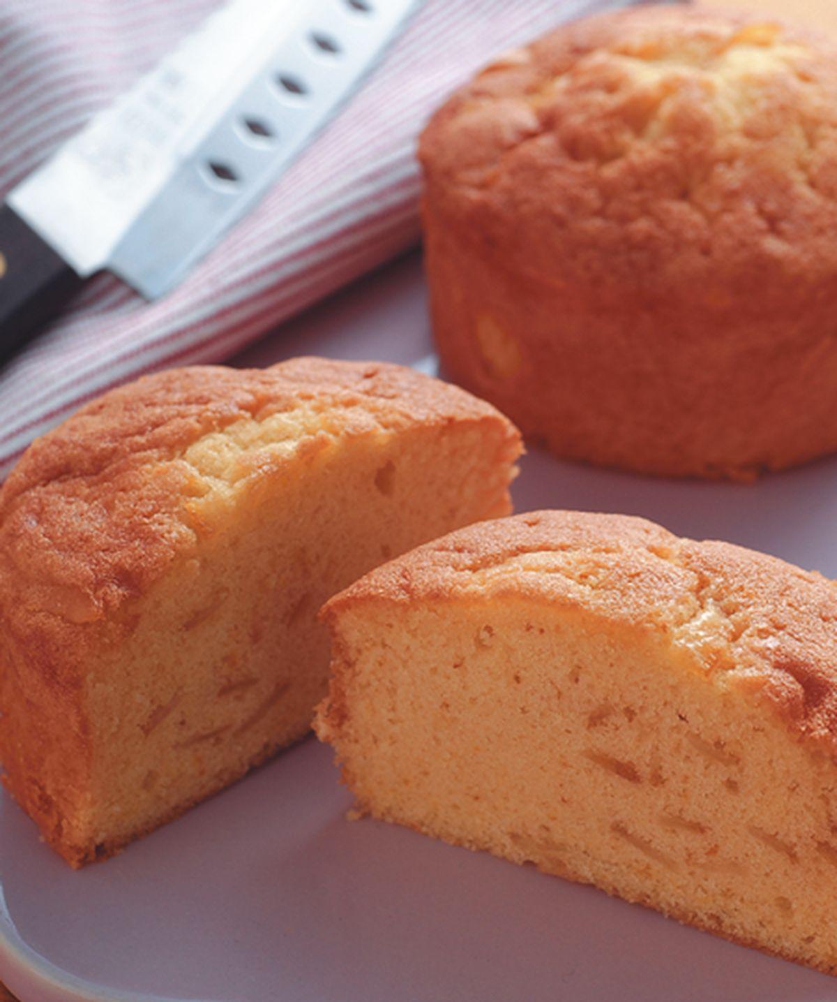 食譜:柳橙起司蛋糕