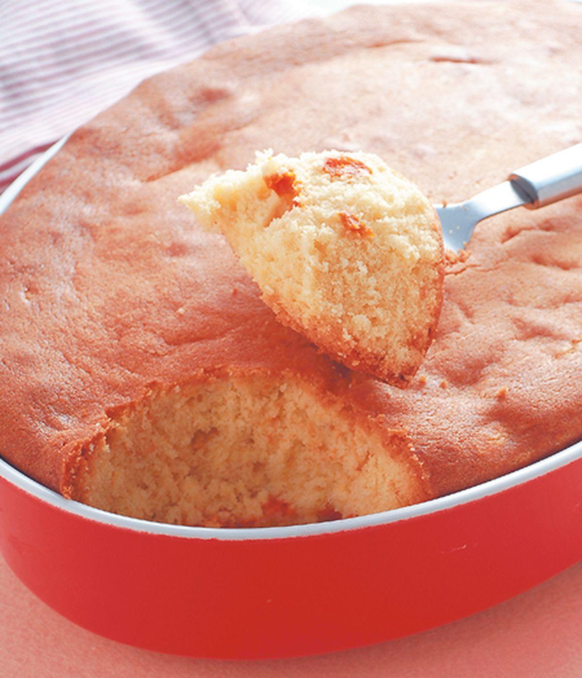 食譜:陽光南瓜蛋糕