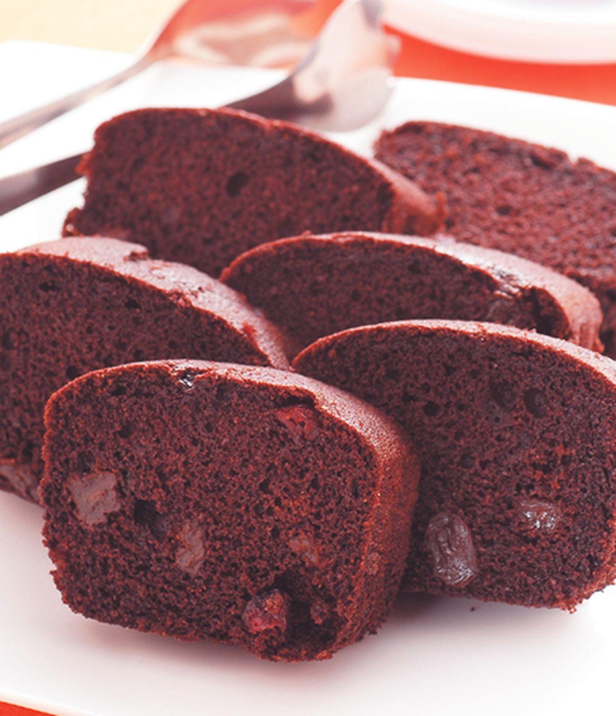 食譜:櫻桃巧克力蛋糕