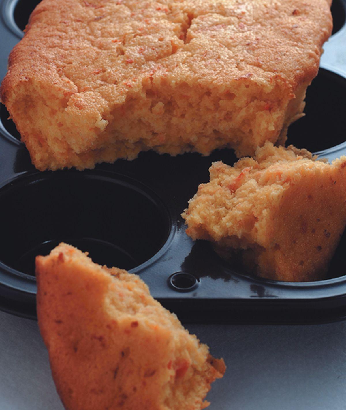 食譜:檸檬紅蘿蔔蛋糕