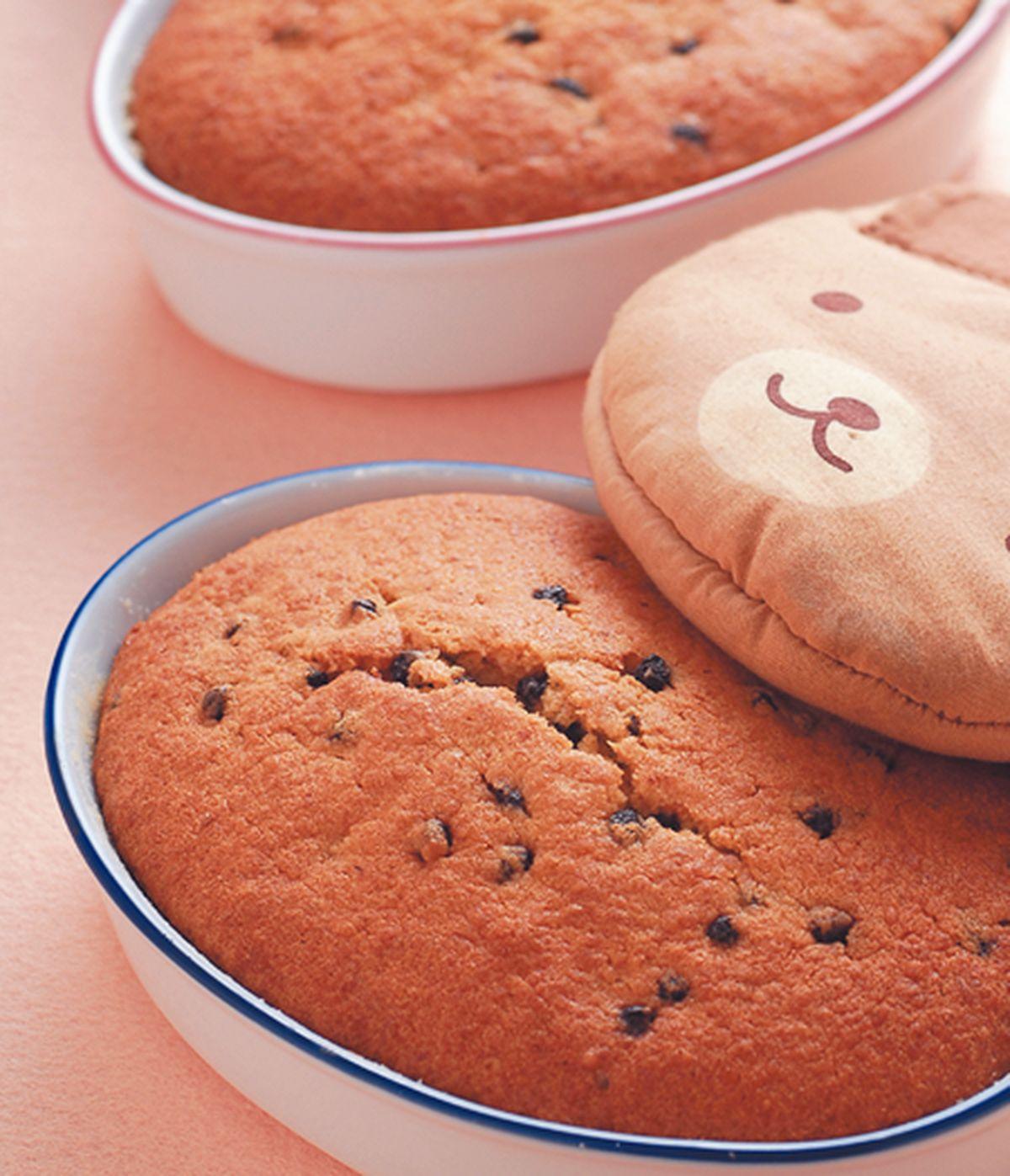 食譜:藍莓胚芽蛋糕