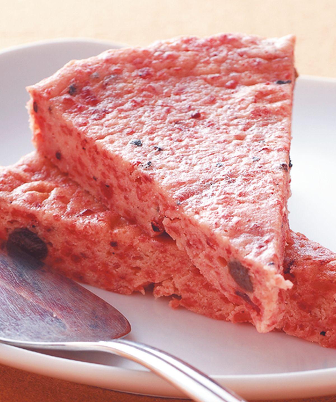 食譜:紅麴葡萄蛋糕