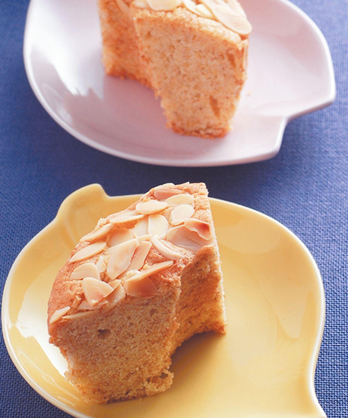 食譜:杏仁全麥蛋糕