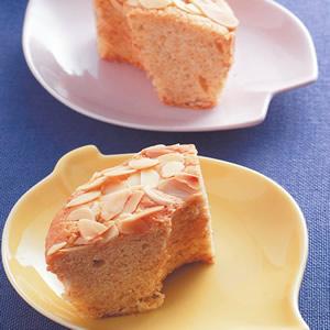 杏仁全麥蛋糕
