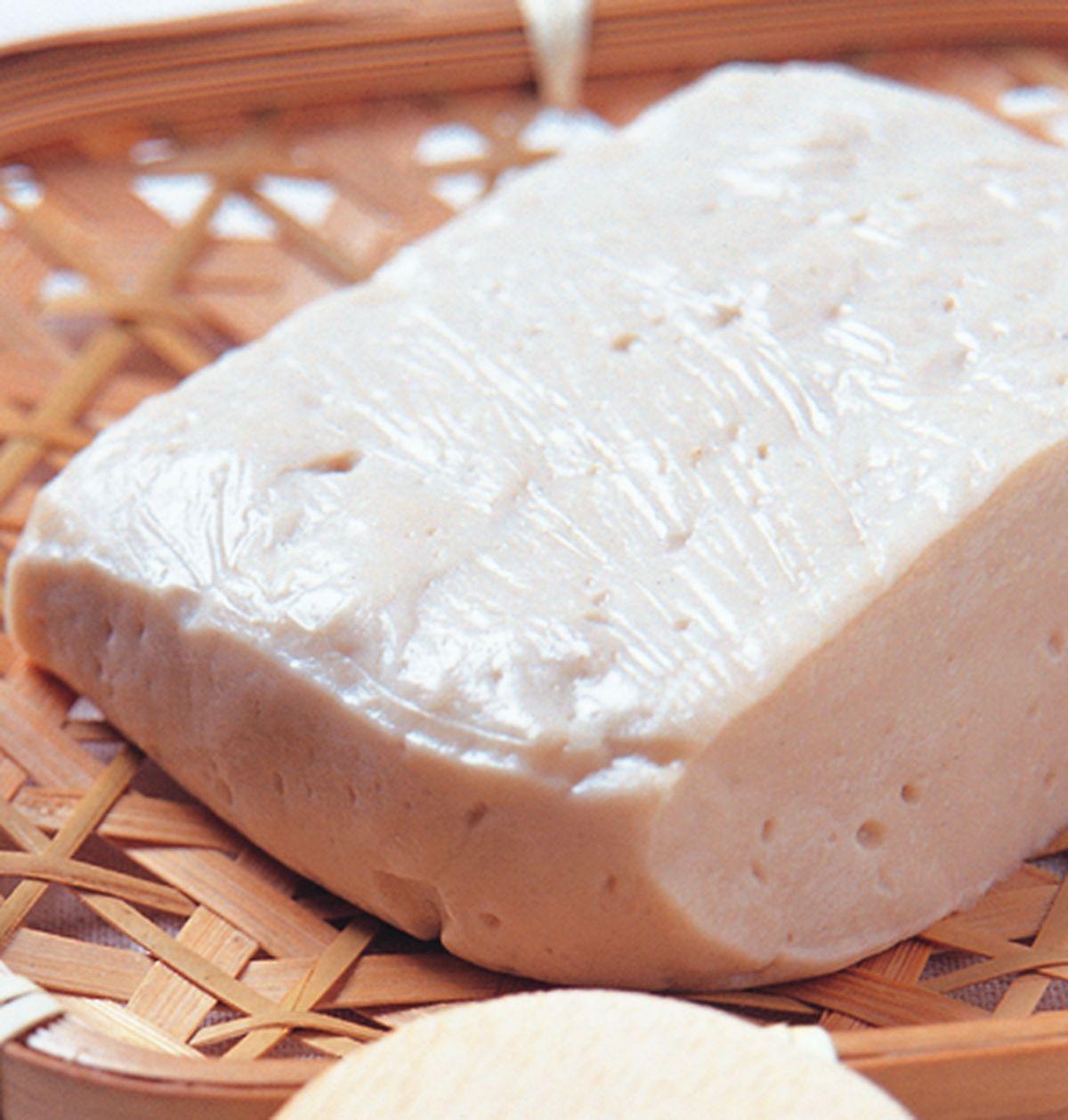 食譜:胡麻豆腐