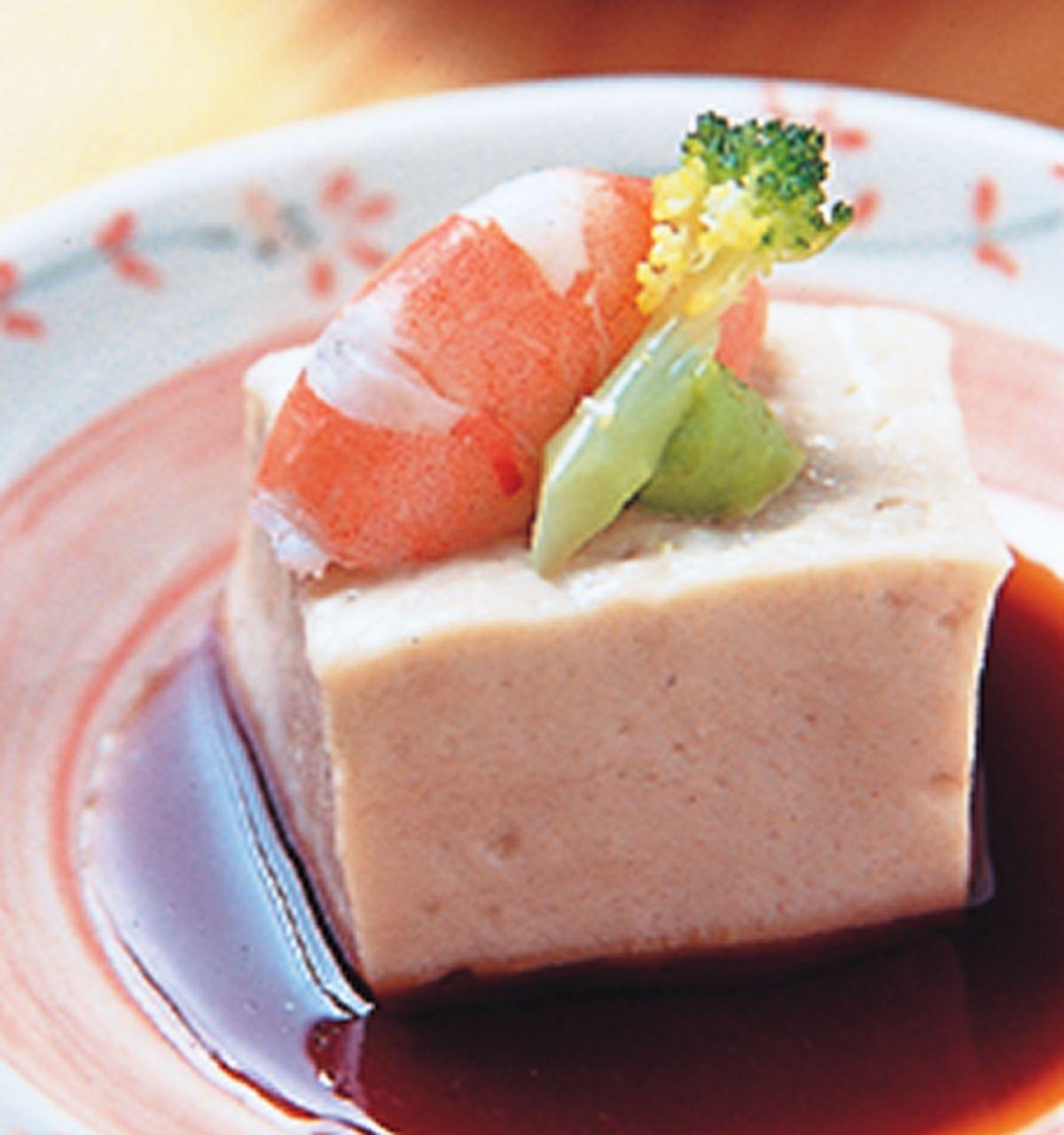食譜:汁淋胡麻芥末豆腐