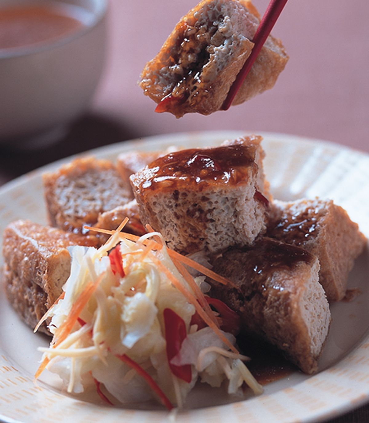 食譜:炸臭豆腐(1)