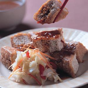 炸臭豆腐(1)