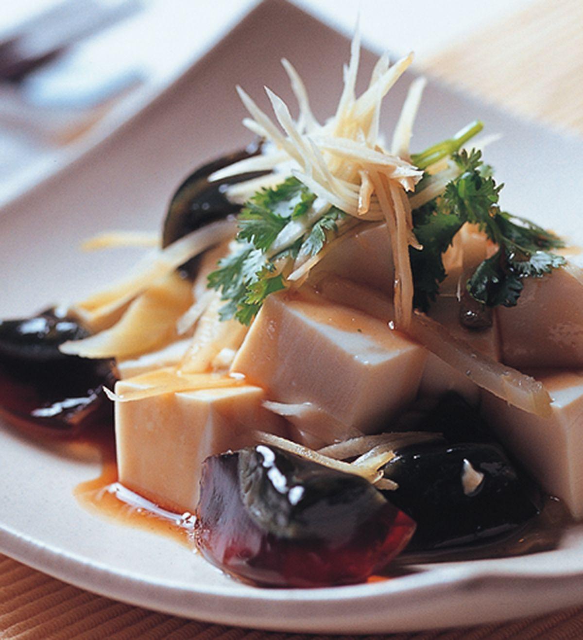 食譜:皮蛋豆腐