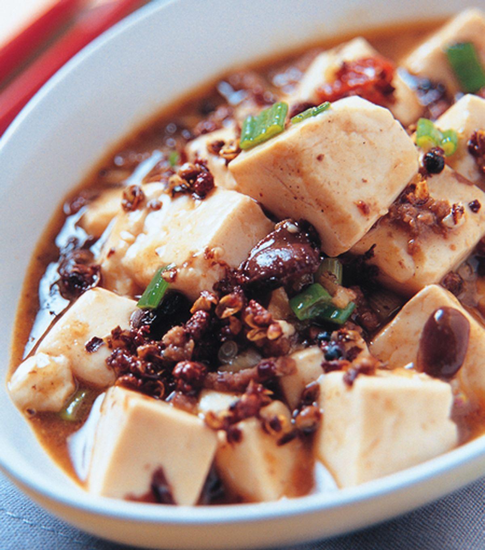 食譜:麻婆豆腐(18)