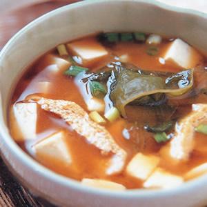 豆腐味噌湯(1)