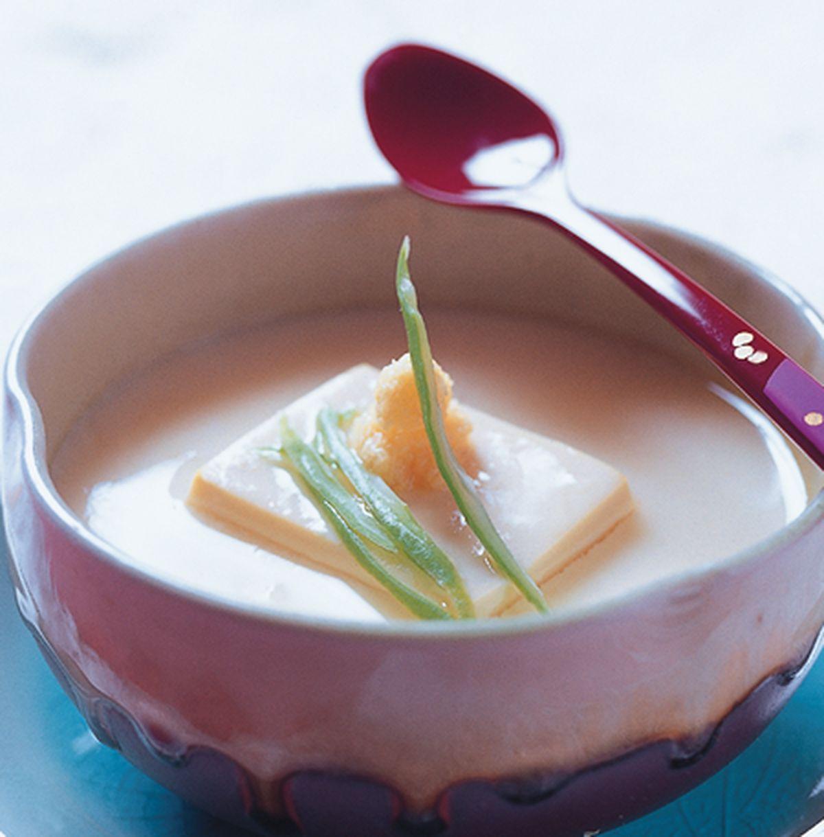 食譜:豆腐茶碗蒸