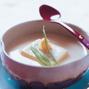 豆腐茶碗蒸