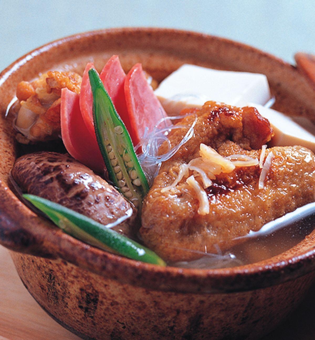 食譜:砂鍋豆腐