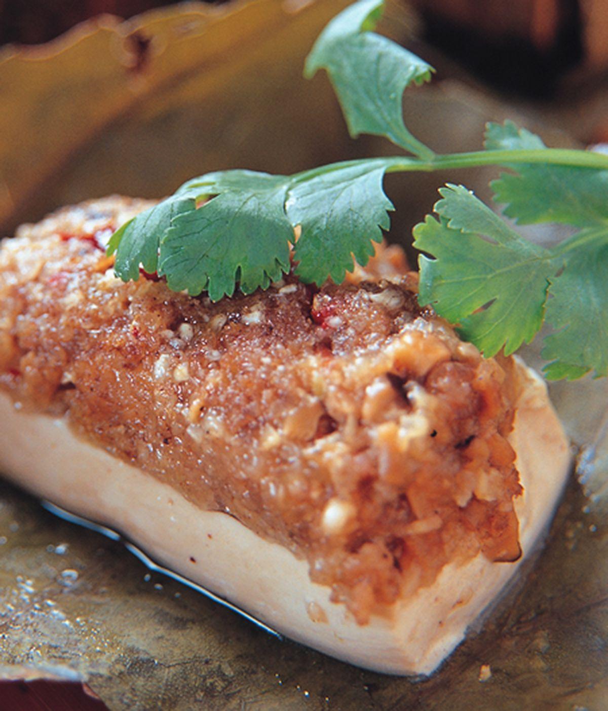 食譜:荷葉豆腐(1)
