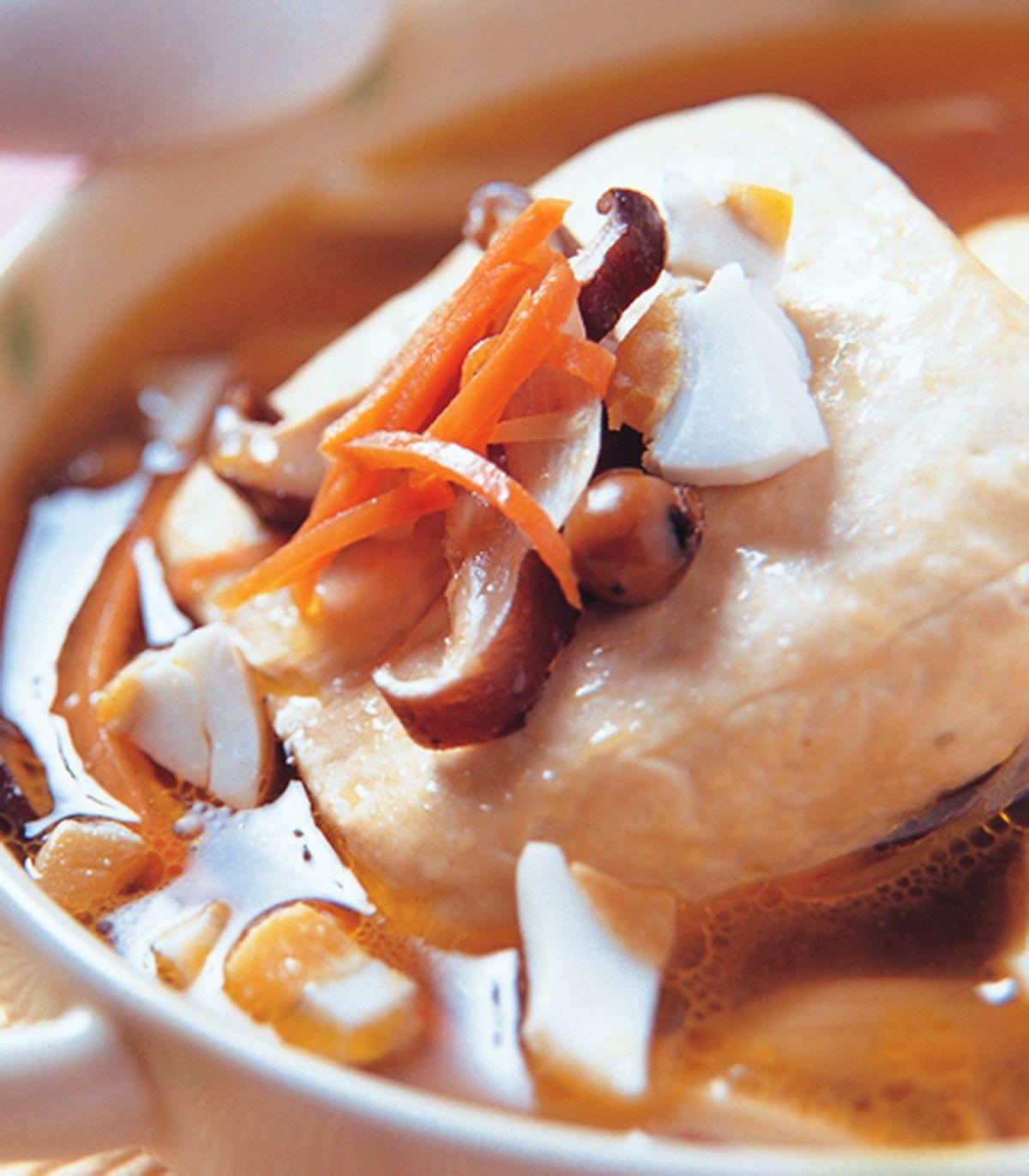 食譜:清蒸臭豆腐(4)