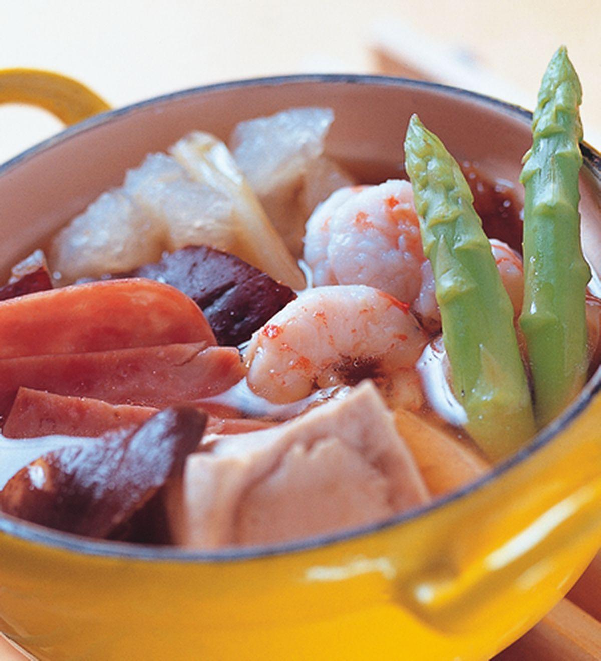 食譜:什錦豆腐煲(1)