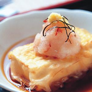揚出豆腐(1)