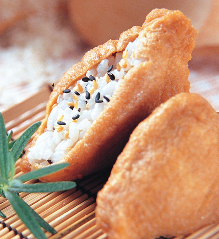 食譜:稻荷壽司(2)