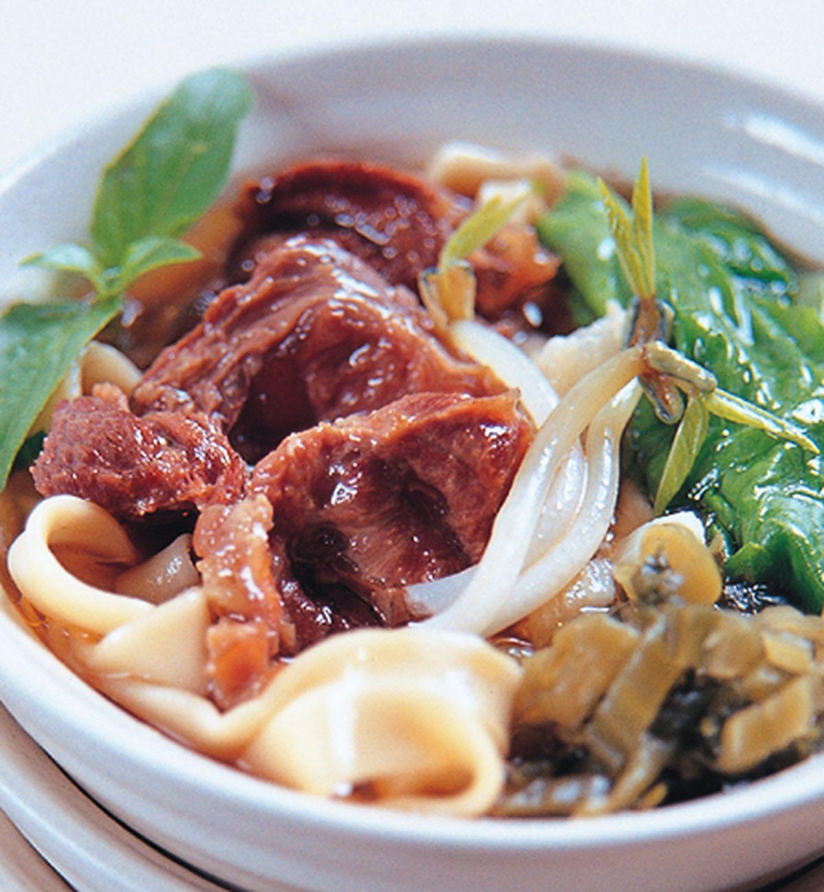 食譜:半筋半肉牛肉麵(1)