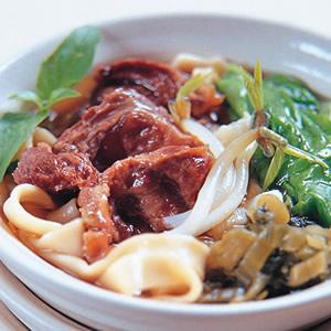 半筋半肉牛肉麵(1)