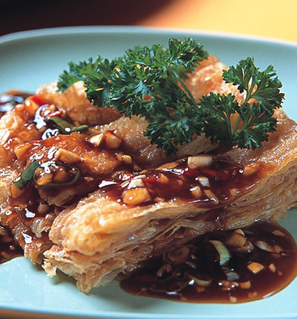 食譜:開胃豆皮