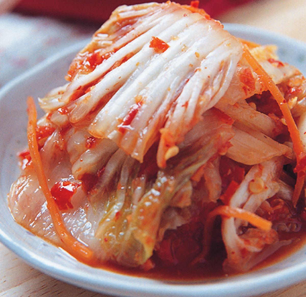 食譜:韓式泡菜(2)