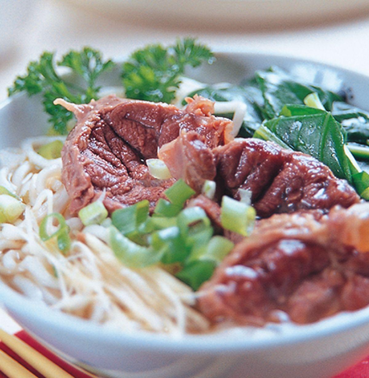 食譜:原汁牛肉麵(1)