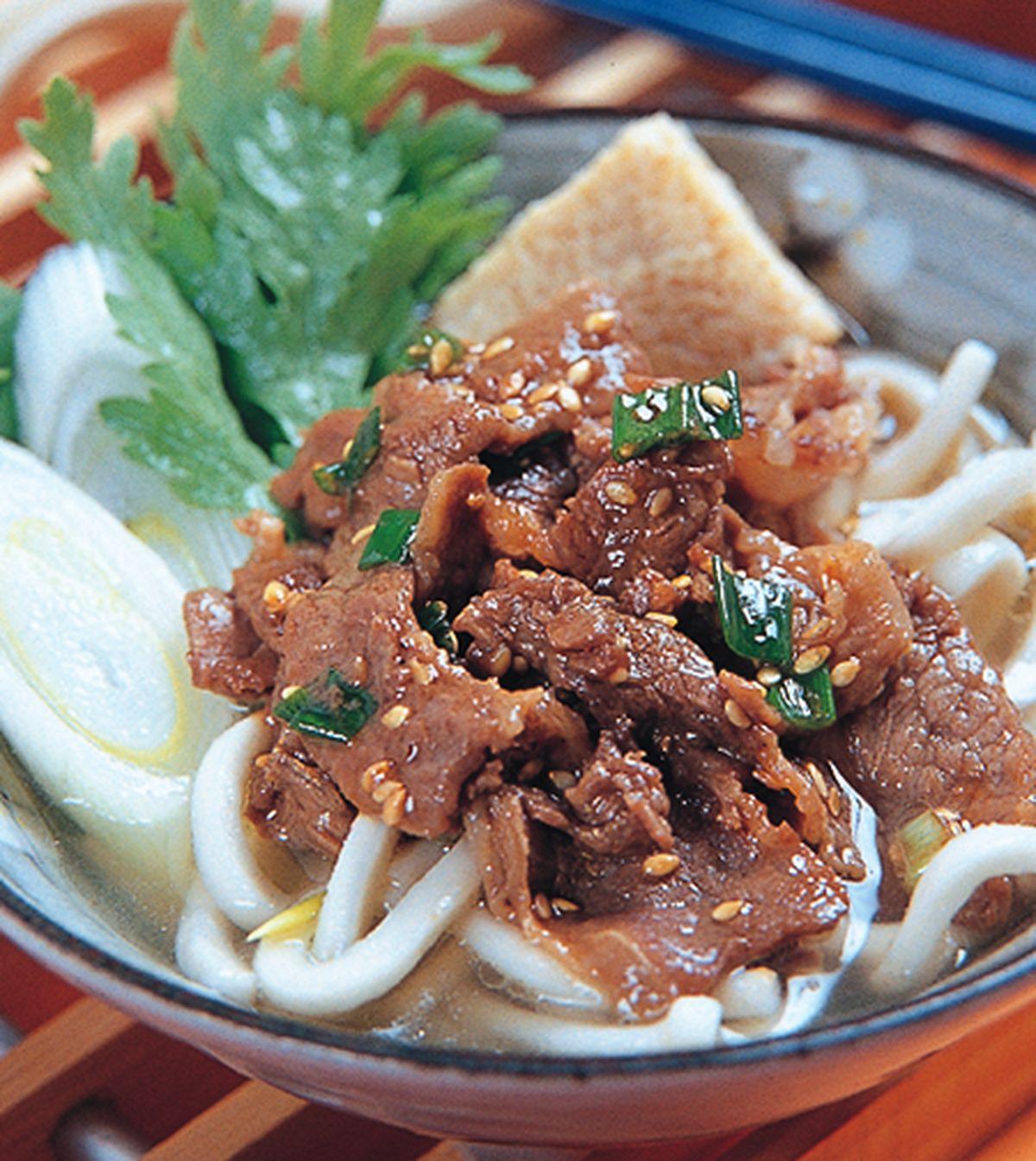 食譜:壽喜燒拉麵
