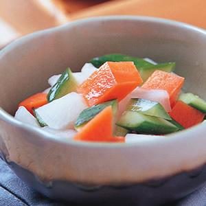 三色泡菜(1)