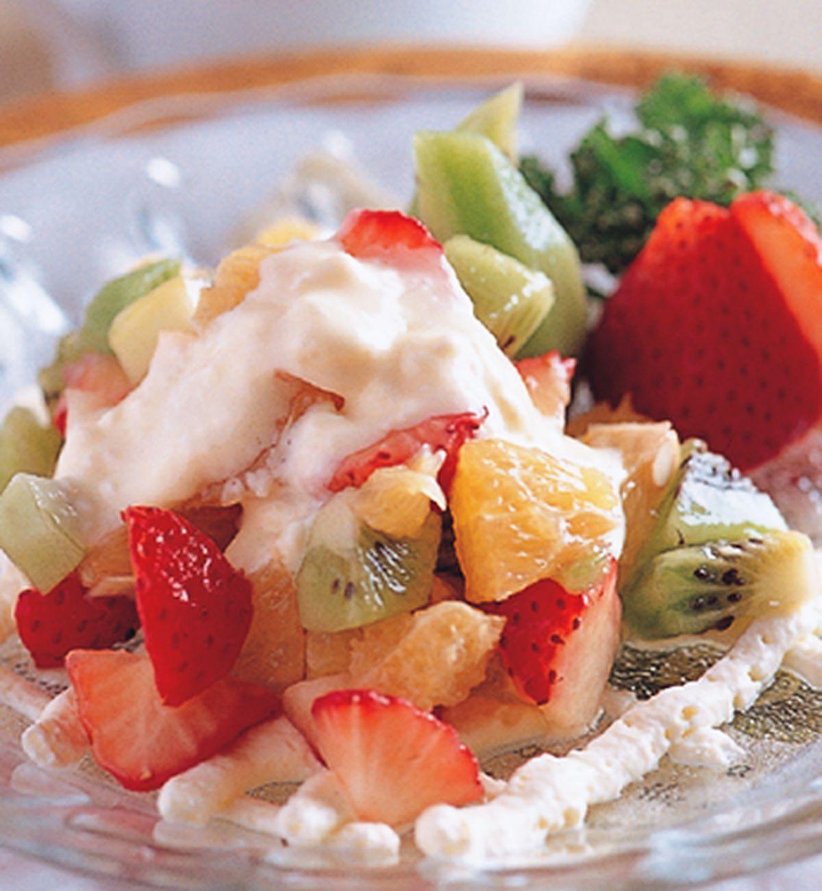食譜:水果起司