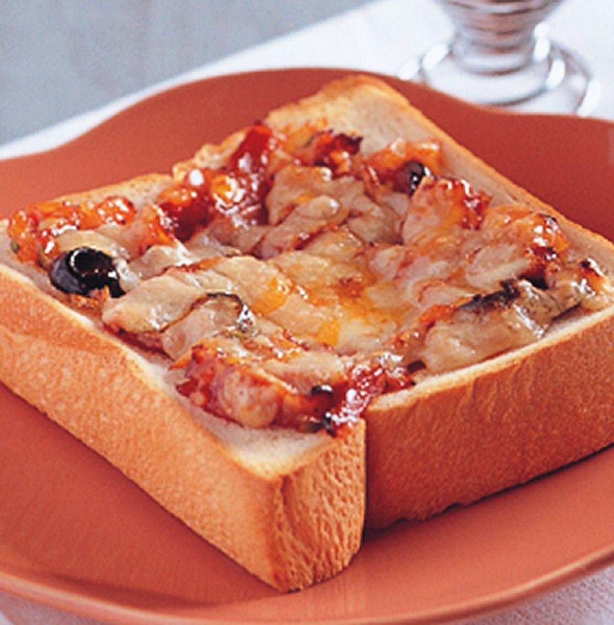 食譜:帕瑪森起士烤土司