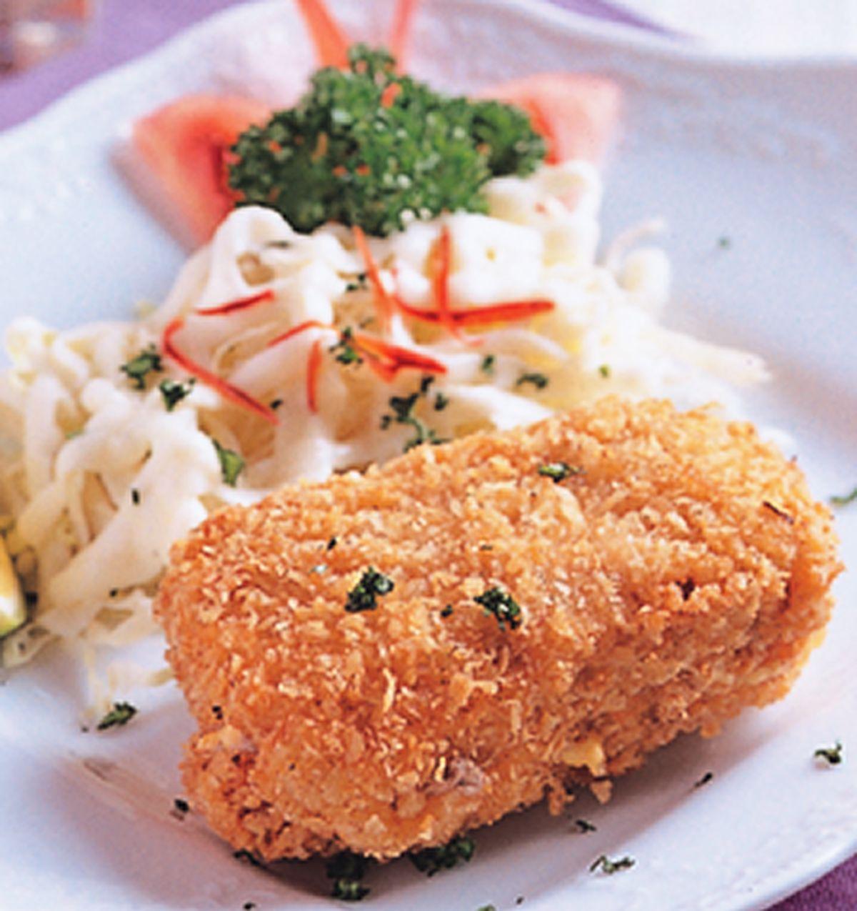 食譜:西西里起士豬排