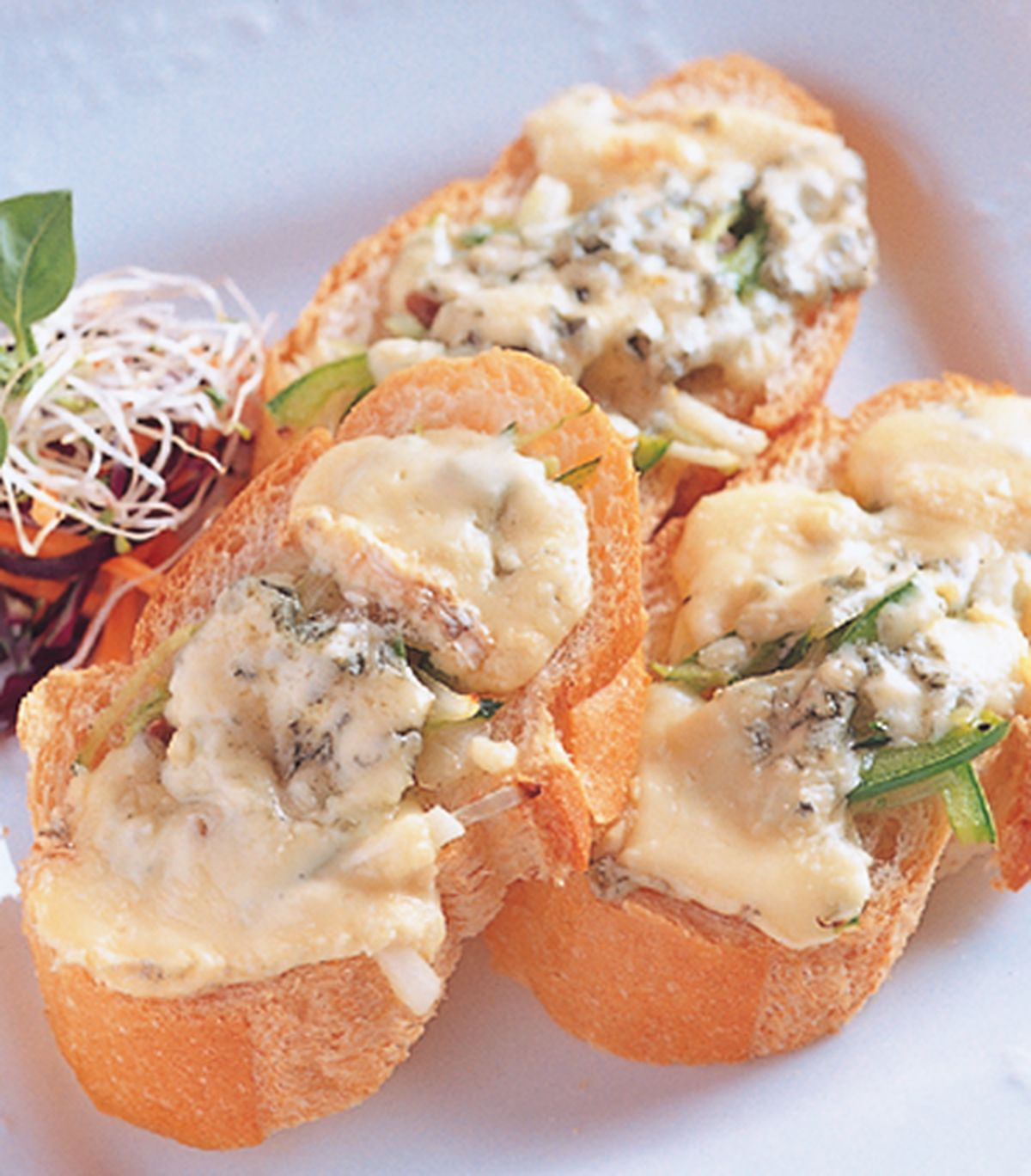 食譜:烤起士魔杖麵包