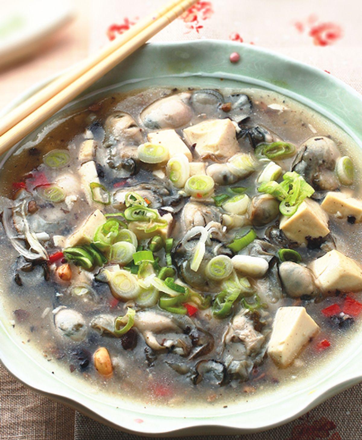 食譜:豆豉鮮蚵(1)