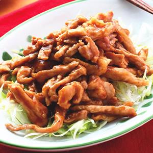 京醬肉絲(1)