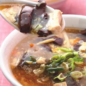 酸辣湯(3)