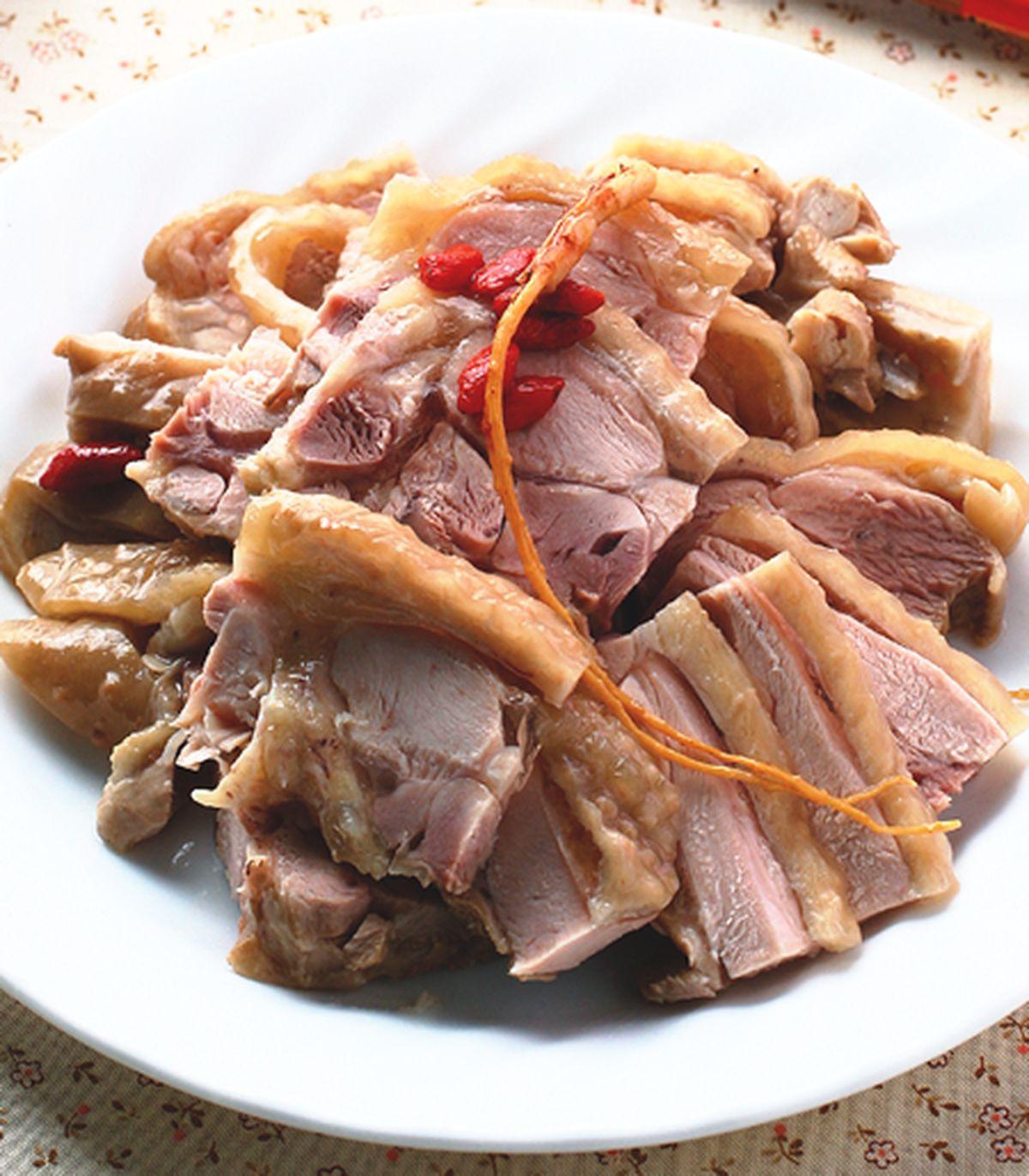 食譜:紹興醉雞(2)