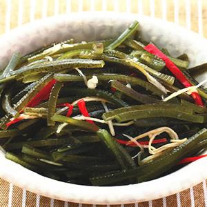 涼拌海帶絲(2)