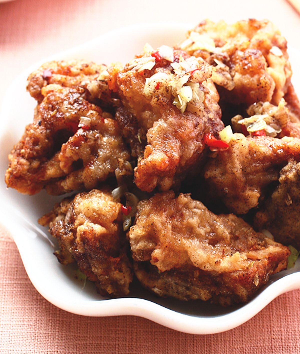 食譜:椒鹽排骨(1)