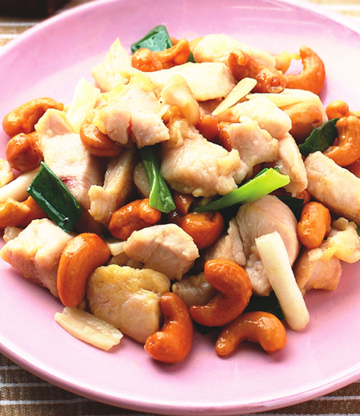 食譜:腰果雞丁(3)
